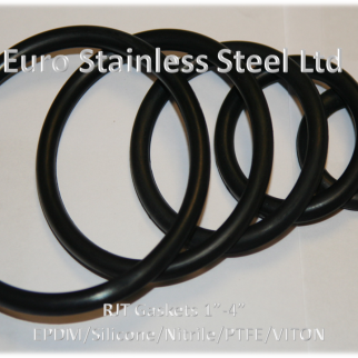 "RJT Gaskets 1""-4"" EPDM/Silicone/Nitrile/Viton/PTFE"